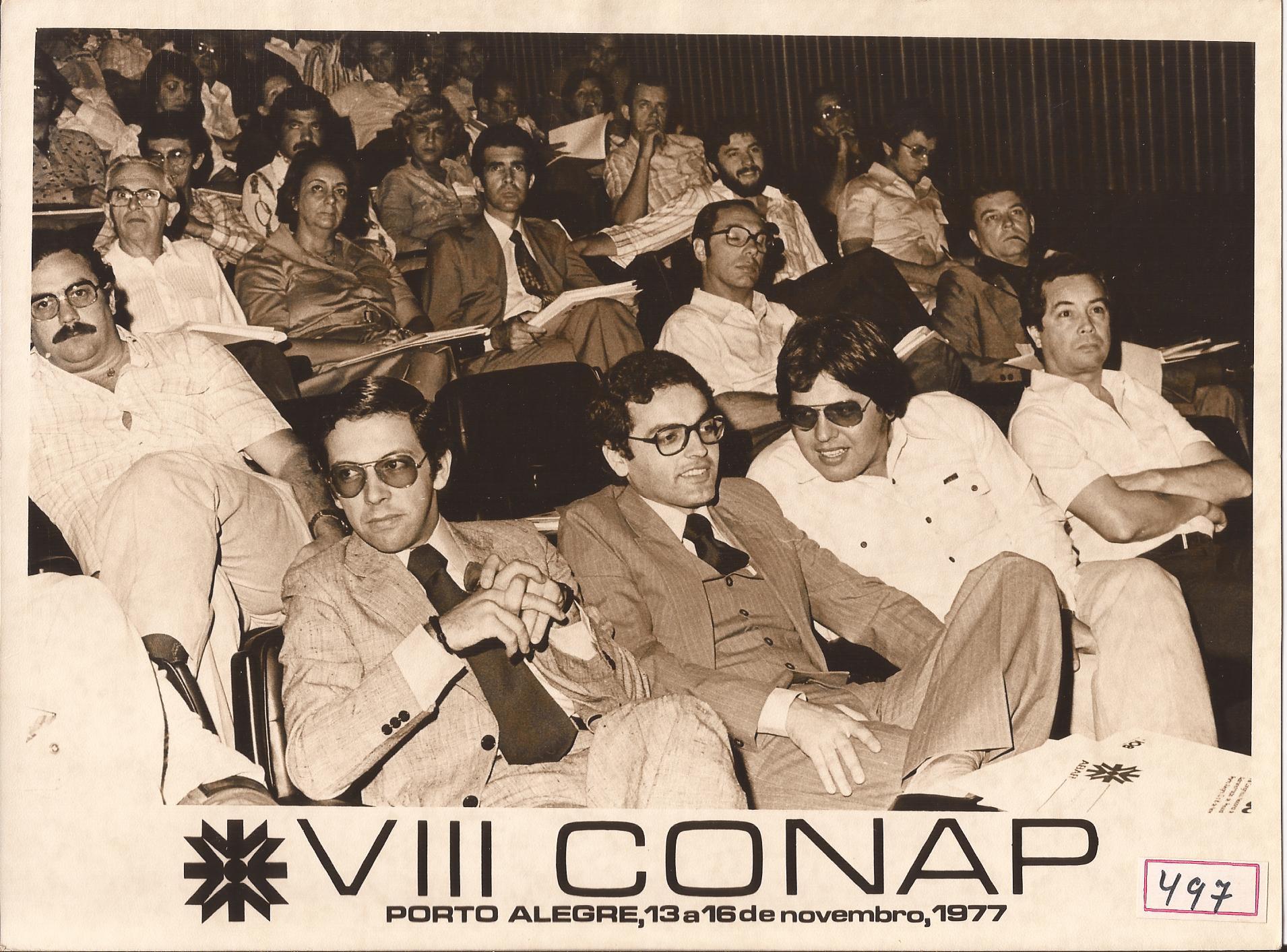 VIII CONAP 1